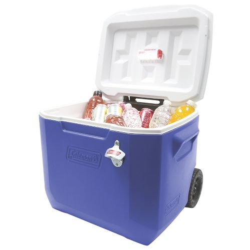 Coleman Cooler Combo with Light & Bottle Opener