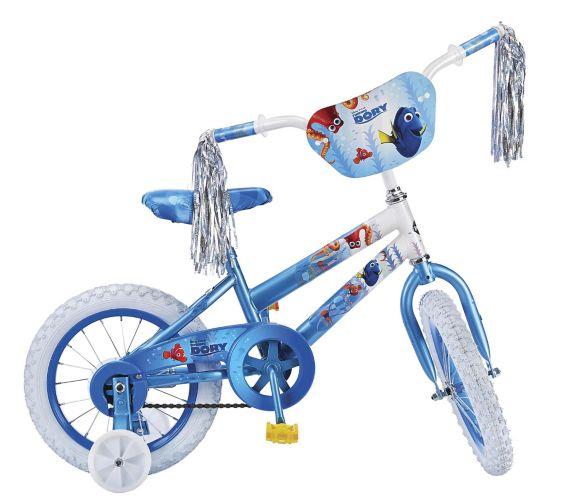 Disney Dory Kids' Boxed Bike, 14-in