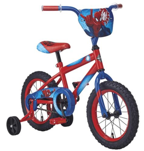 Marvel Spider-Man Kids' Boxed Bike, 14-in Product image