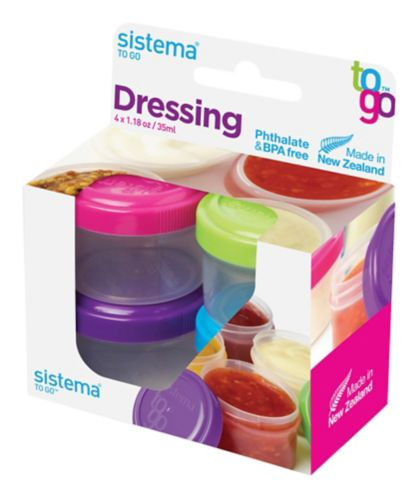 Contenant Sistema Dressing To-Go Image de l'article