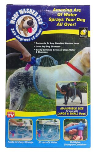 As Seen on TV Woof Washer 360 Product image