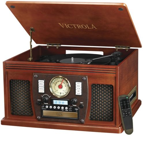 Aviator 8-in-1 Turntable