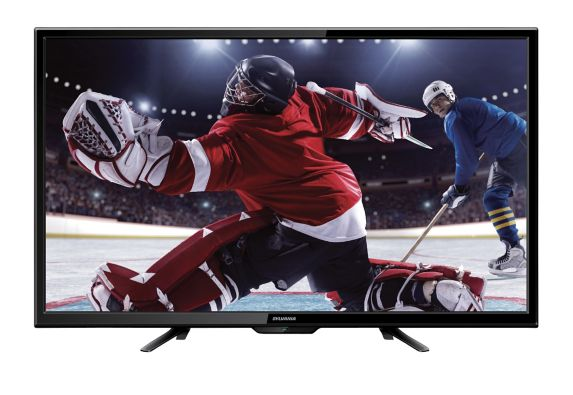 Sylvania LED HDTV, 40-in