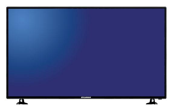 Sylvania LED HDTV, 50-in Product image