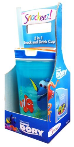 As Seen On TV Snackeez Finding Dory Product image
