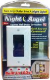 As Seen On TV Night Angel Décor Wall Plate | As Seen On TVnull