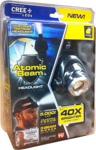 As Seen On TV Atomic Beam Flashlight Product image