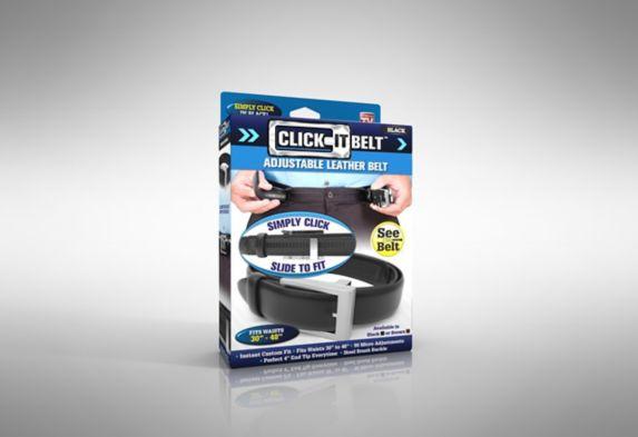 Ceinture confortable Click-It, comme à la télé Image de l'article