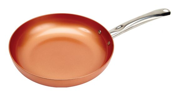 As Seen On TV Copper Chef Round Pan, 12-in Product image