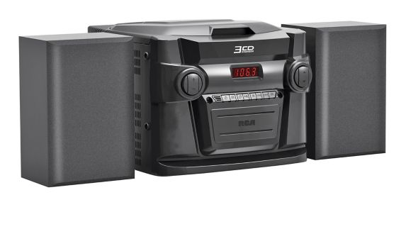 RCA 3-CD Changer Player Product image