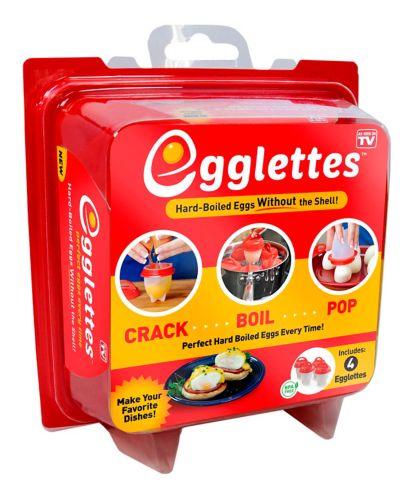 Cuiseurs à œufs Egglettes, Comme à la TV, 6pces