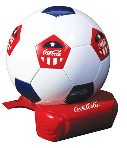 Coca-Cola Soccer Ball Cooler Product image