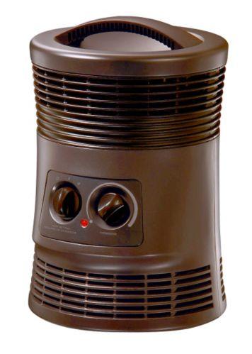 Radiateur ventilateur à 360 degrés Honeywell Image de l'article