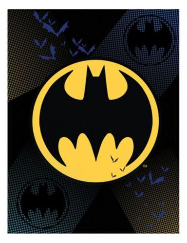 Universal Batman Throw