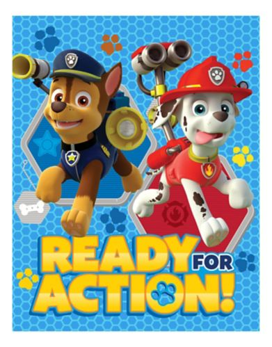 Nickelodeon Paw Patrol Throw Product image