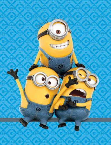 Despicable Me Minions Throw Product image