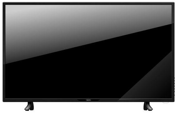 Téléviseur intelligent Seiki 4K, 42 po