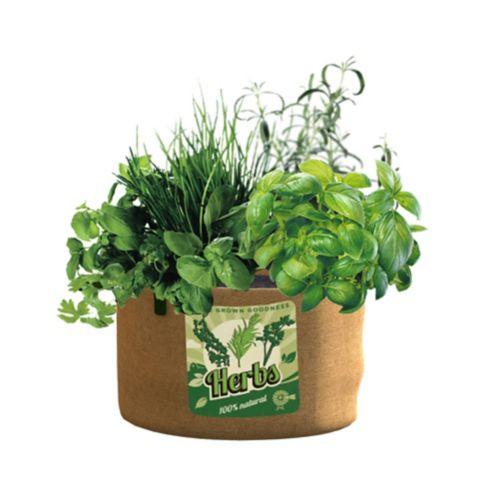 Panacea Burlap Grow Bag Product image