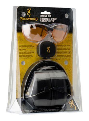 Trousse de protection pour oreilles et yeux Browning Image de l'article