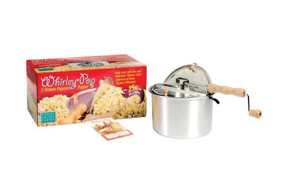 Whirley Popcorn Maker