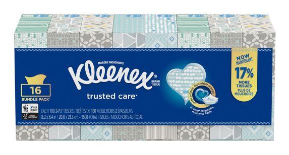 Mouchoirs Kleenex, paq. 16 Image de l'article