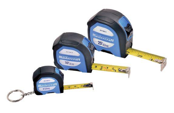 Mastercraft Tape Measure Gift Set, 3-pk Product image