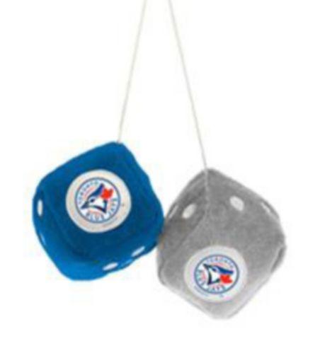 Dés en peluche des Blue Jays Image de l'article