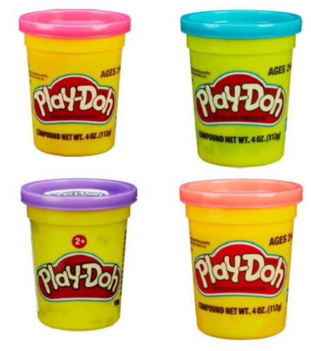 Play-Doh Can, Assorted, 4-oz Product image
