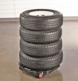 Chariot robuste MotoMaster pour pneus, 300 lb | MotoMasternull