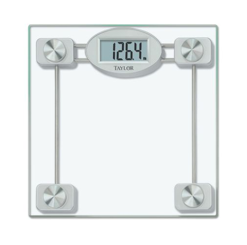 Digital Glass Scale, 400-lb Product image