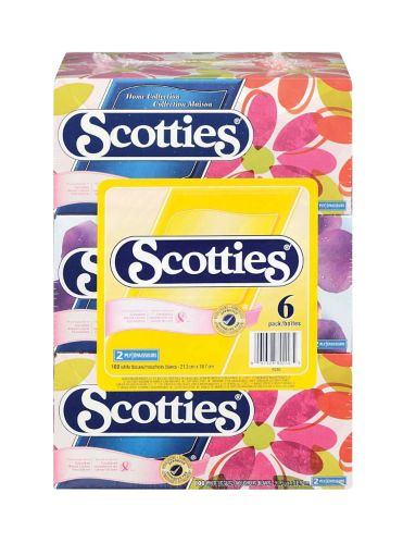 Scotties Face Tissue, 6-pk Product image