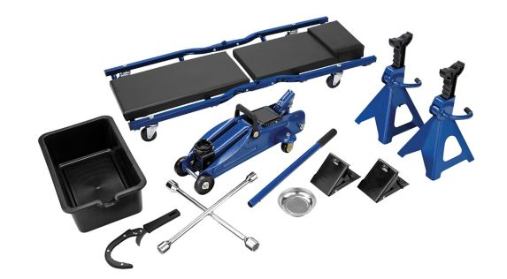 Certified Full DIY Car Jack and Stand Kit, 2-ton Product image