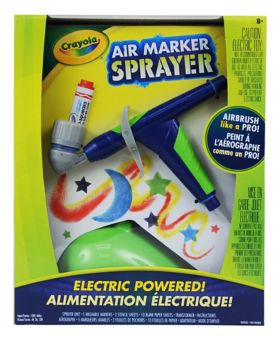 Crayola Air Marker Sprayer Canadian Tire