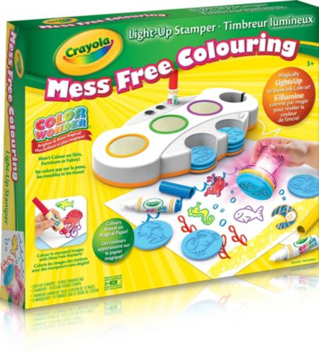 Crayola Colour Wonder Mess-Free Light-Up Stamper Product image