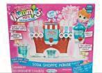 Yummy Nummies Mini Kitchen Soda Shoppe Playset
