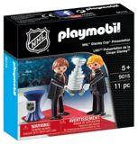 Ensemble PLAYMOBIL LNH, présentation de la Coupe Stanley   PLAYMOBILnull