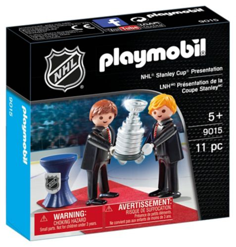 PLAYMOBIL NHL® Stanley Cup Presentation Set Product image