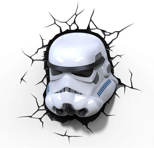 Star Wars Storm Trooper 3D Night Light Product image