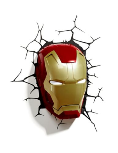 Marvel Ironman LED Night Light Product image