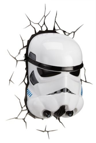 Veilleuse à DEL de la Guerre des étoiles Storm Trooper Image de l'article