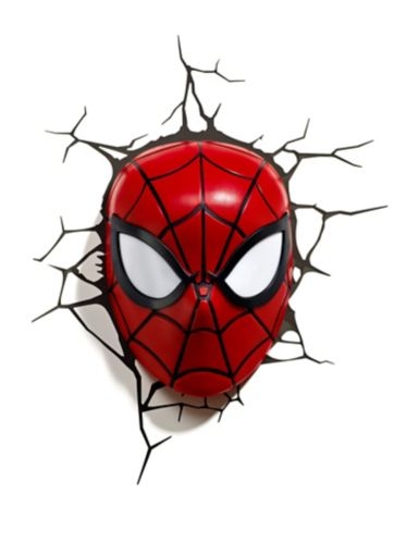 Veilleuse à DEL de Marvel Spiderman Image de l'article