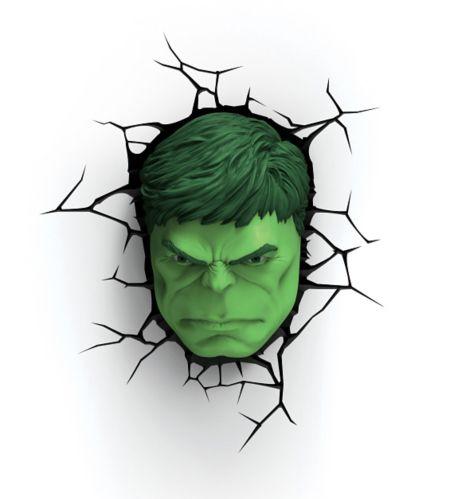 Marvel Hulk LED Night Light Product image