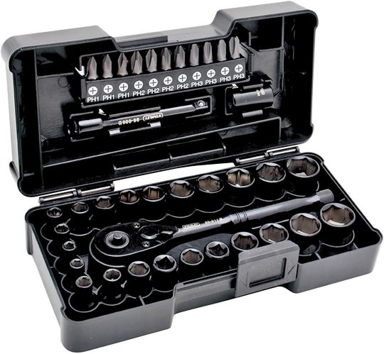 Stanley Nano Socket Set, 37-pc Product image