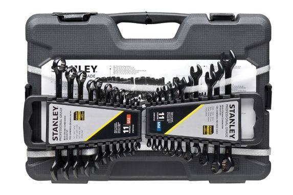 Stanley Socket And Wrench Set, 144-pc