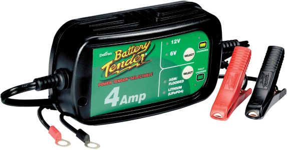Battery Tender 4A Battery Charger
