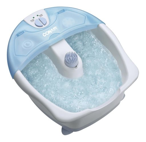 Conair Heated Bubbling Footspa Product image