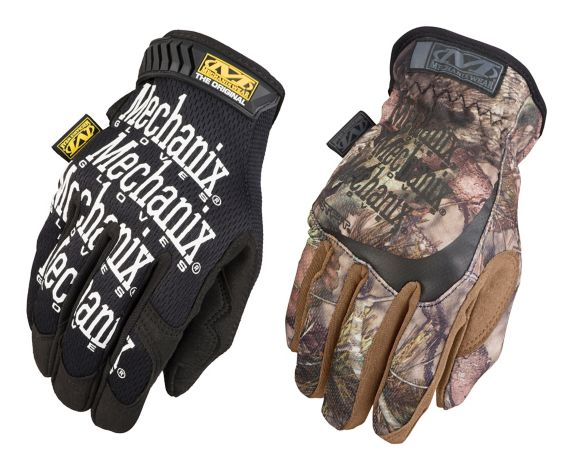 Mechanix Wear® Original® & FastFit® Glove Pack, Mossy Oak, 2-pk Product image