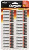 Piles alcalines Energizer Max AA avec Power Seal, paq. 24 | Energizernull