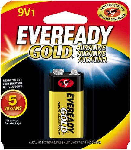 Pile Energizer Eveready, 9 V Image de l'article