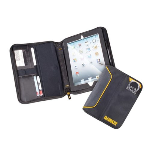 DEWALT Contractors iPad Case/Portfolio Product image